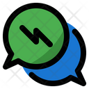 Messenger Chat Communication Icon