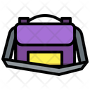 Messenger Bag Shipping And Delivery Courier Icon