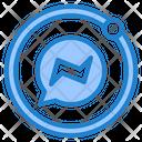 Messenger Notification Icon