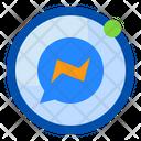 Messenger Notification Message Inbox Icon