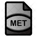 Met File Icon