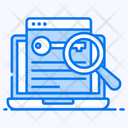 Meta Data Keyword Search Keywork Tracking Icon