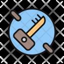 Metadata Key Rack Icon