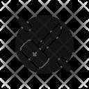 Metadata Servers Rack Computing Icon