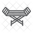 Metal Clothes Dryer Icon