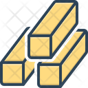 Metal Steel Material Icon
