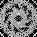 Metal Brake Icon