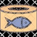 Box Fish Fish Food Icon