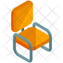 Metal chair Icon