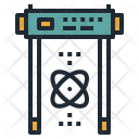 Metal Detector Scan Icon