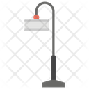 Metal Floor Lamp Icon