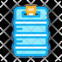 Metal Keg Icon