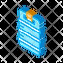Metal Keg Barrel Icon