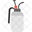 Metal Oil Can Icon