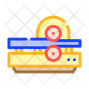 Metal Rolling Color Icon
