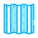 Roof Metal Tile Icon