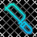 Metal Saw Icon
