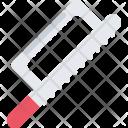 Metal Saw Builder Icon