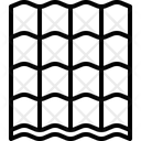 Metal Tile Building Icon