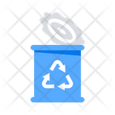 Metal Can Recycled Icon