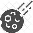 Comet Astology Space Icon