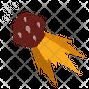 Comet Fireball Meteoroid Icon