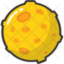 Meteorite Fireball Exploration Icon