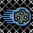 Meteorite Rock Meteor Icon