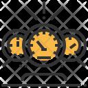 Meter Power Energy Icon
