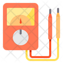 Meter Construction Meter Electric Meter Icon