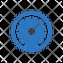 Meter Performance Gauge Icon