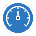 Meter Fuel Speed Icon