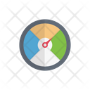 Meter Speed Fast Icon
