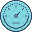 Meter Accelerate Control Icon