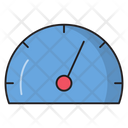 Meter Speed Performance Icon
