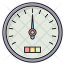 Meter Measure Reading Icon