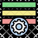 Method Procedure Setting Icon
