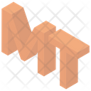 Metical Currency Icon