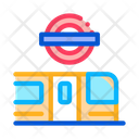 Metro Closed Icon