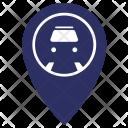 Metro Point Icon