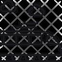 Metro Train Bullet Train High Speed Train Icon
