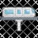 Metro Train Icon