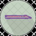 Metro Train Train Transportation Icon