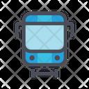 Metro Train Fast Train Train Icon