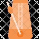 Metronome Rythm Instrument Icon
