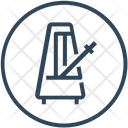 Device Instrument Metronome Icon