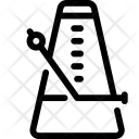 Metronome Instrument Rhythm Icon