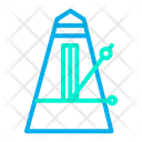 Audio Metronome Music Icon