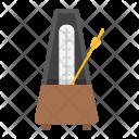 Metronome Tempo Rhythm Icon