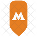 Metropolitan M Pointer Icon